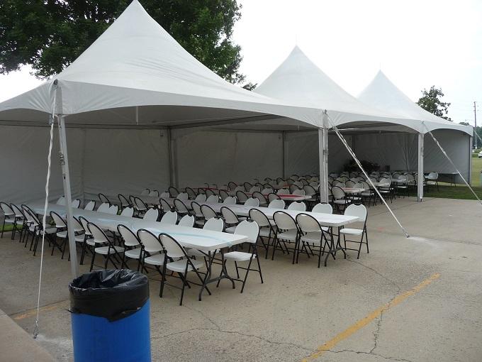 20x60 Frame Tent Lets Party Inc