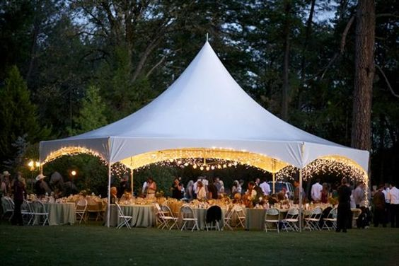 34x40 Frame Tent Lets Party Inc